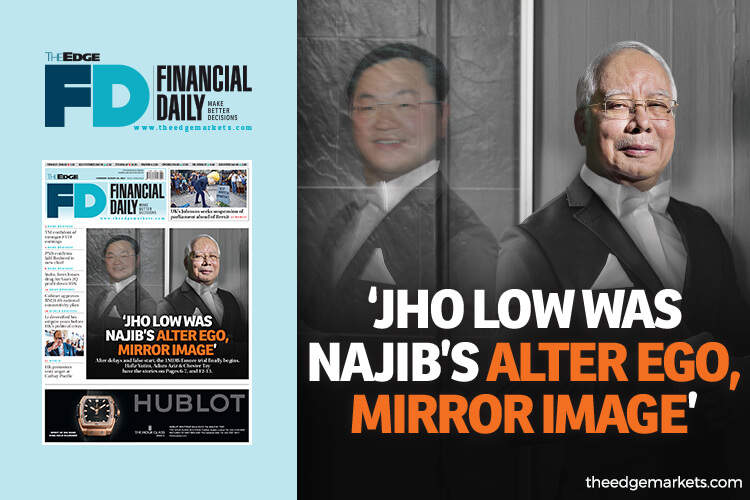 Jho Low was Najib's alter ego, mirror image' | The Edge Markets