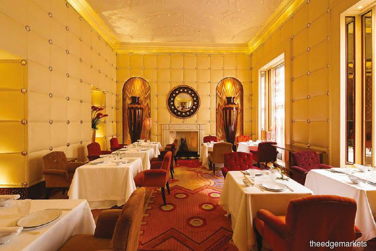 Food: London gets a new Michelin three-star restaurant