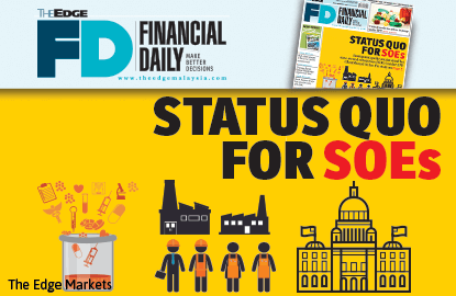 Status quo for SOEs