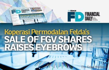 KPF脱售FGV股权举动令人膛目结舌