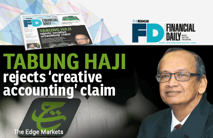 Tabung Haji rejects 'creative accounting' claim