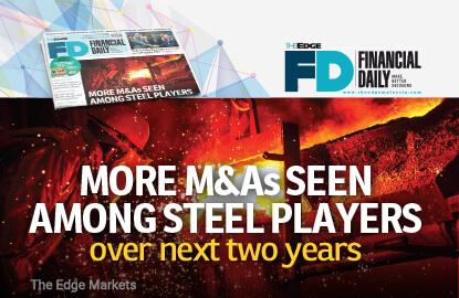 钢铁业未来2年出现更多并购