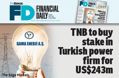 国能2.43亿美元购土耳其电力公司30%股权