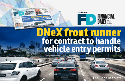 DNeX front runner for contract to handle VEPs