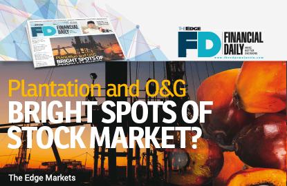 Plantation and O&G, bright spots of stock market?