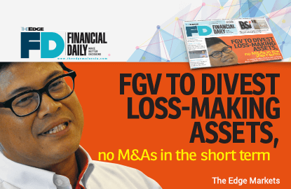 FGV to divest loss-making assets