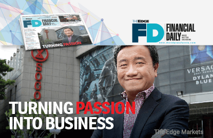 Turning passion into business
