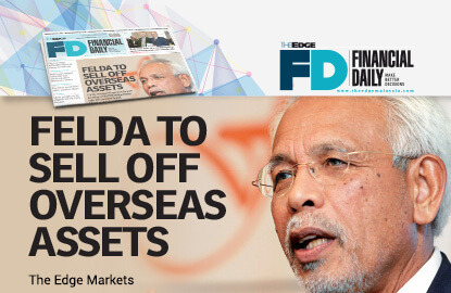 Felda to sell off overseas assets