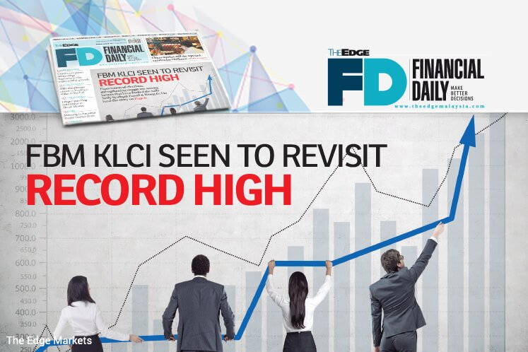 FBM KLCI seen to revisit record high