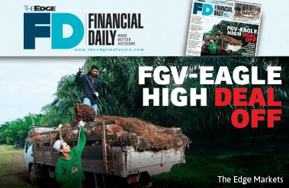 FGV-Eagle High收购献议告吹