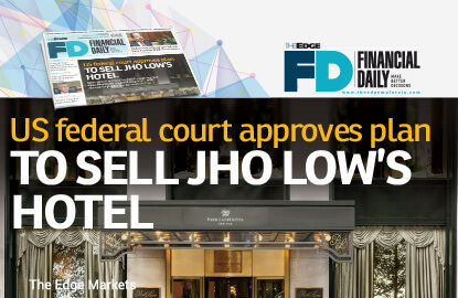 US federal court approves plan to sell Jho Low's hotel