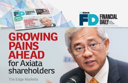 Growing pains ahead for Axiata shareholders