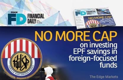 EPF set to remove 30% cap