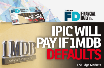 IPIC will pay if 1MDB defaults