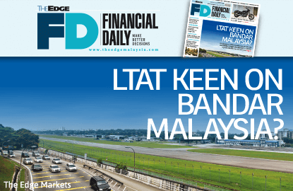 LTAT keen on Bandar Malaysia?
