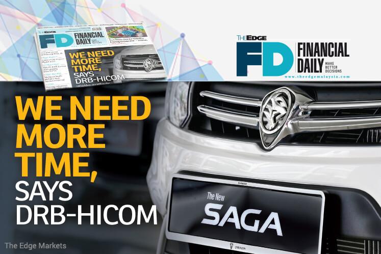We need more time, says DRB-Hicom