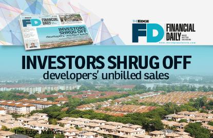 投资者忽视发展商的未入账销售
