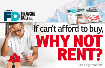 If can't afford to buy, why not rent?
