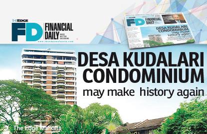 Desa Kudalari condo may make history again