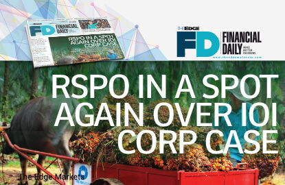 RSPO in a spot again over IOI Corp case