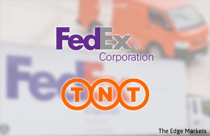 FedEx buys TNT for €4.4b