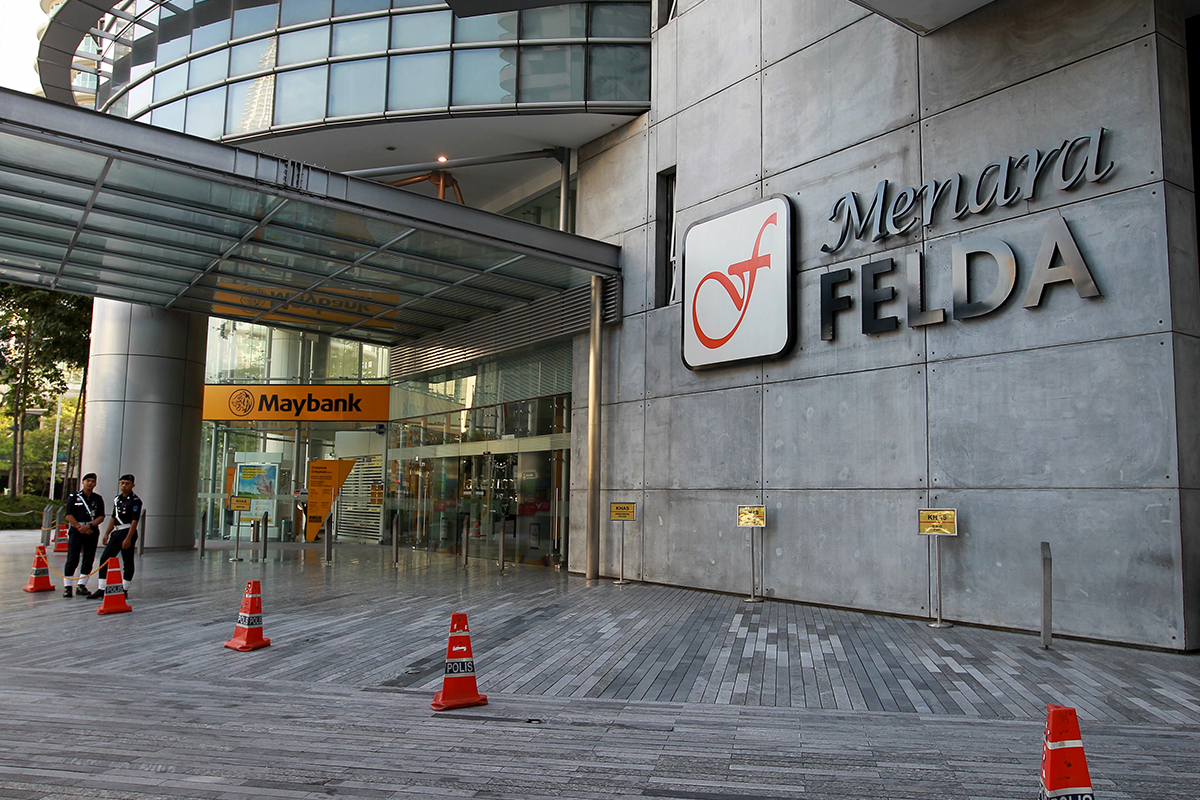 Felda eyes FGV's palm oil mills after LLA termination