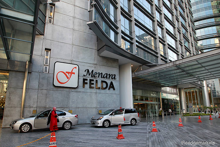 'RM6.23b bailout of Felda a credit negative to govt's debt'