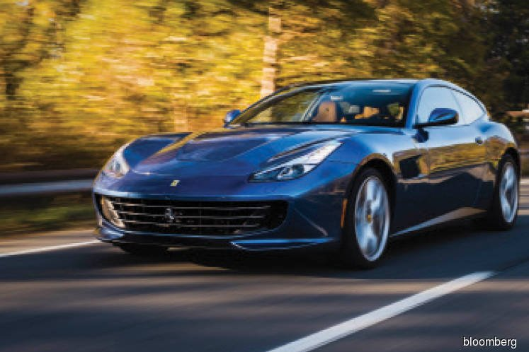 Cars: This gran turismo is the gateway drug to a Ferrari lifestyle
