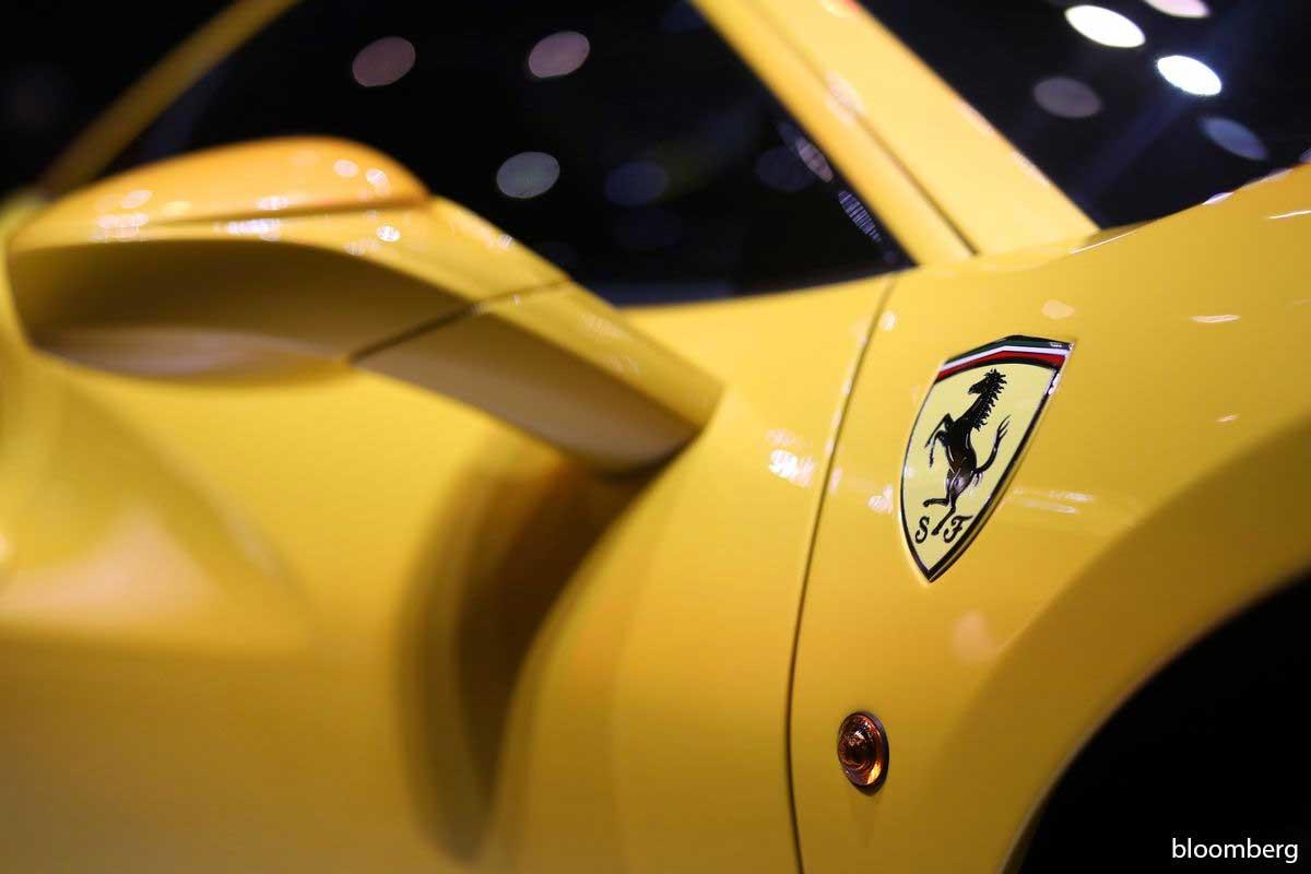 Ferrari appoints STMicro executive Benedetto Vigna as new CEO