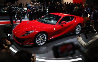 Ferrari unleashes its speediest production car ever