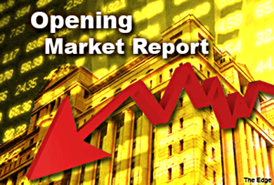 opening_market_down_theedgemarkets