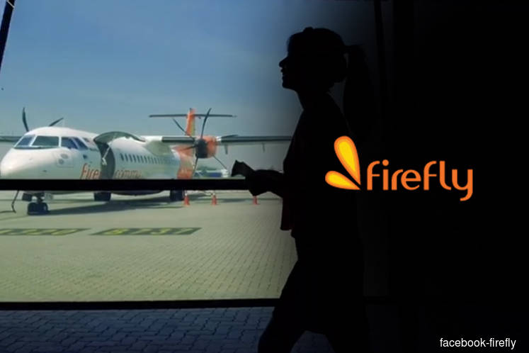 MAHB: Three Firefly flights cancelled due to haze