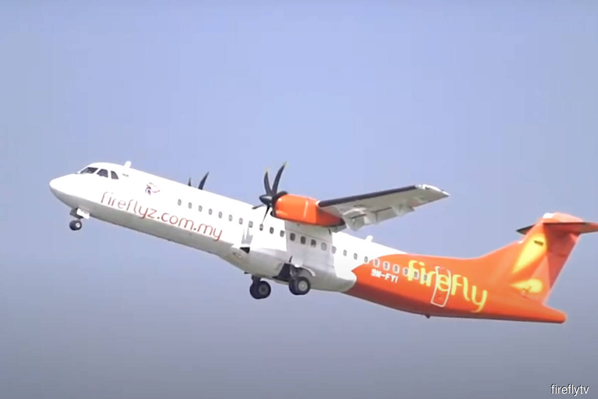 Firefly to commence jet operations at Penang airport in 1Q21