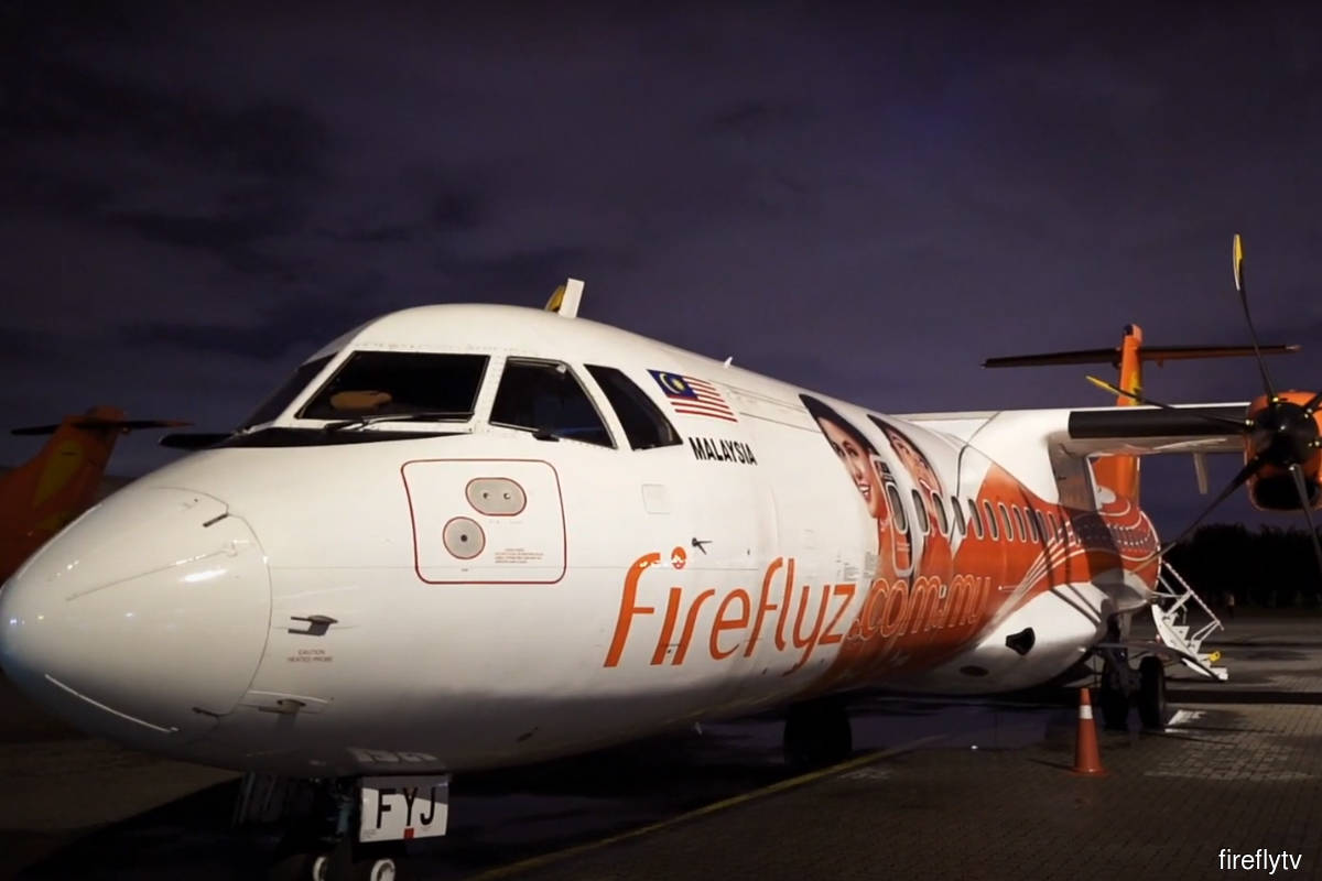 Malaysia Airlines' sister co Firefly to start jet ops from Penang to KK, Kuching, JB