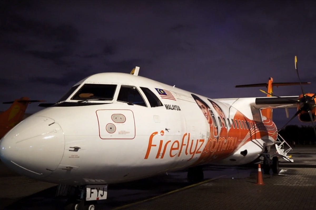 Khazanah says Firefly could become Malaysia's new national airline — report