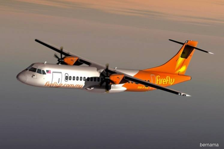 Firefly to resume flights to Singapore from April 21
