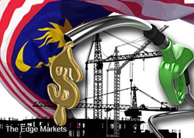 油价大跌逼大马砍开支 扩大财政赤字目标