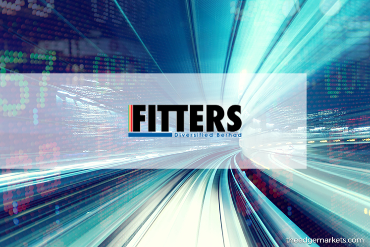 Stock With Momentum: Fitters Diversified