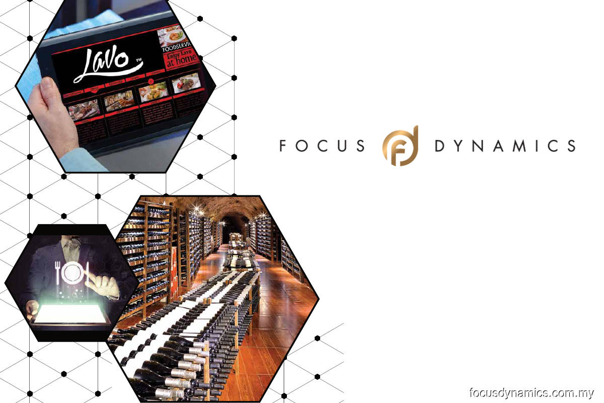 Focus Dynamics reveals potential M&A plans to boost F&B earnings