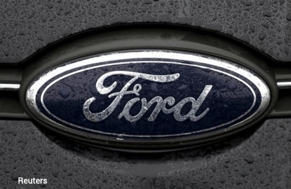 UK PM May says government is talking to Ford on automotive sector