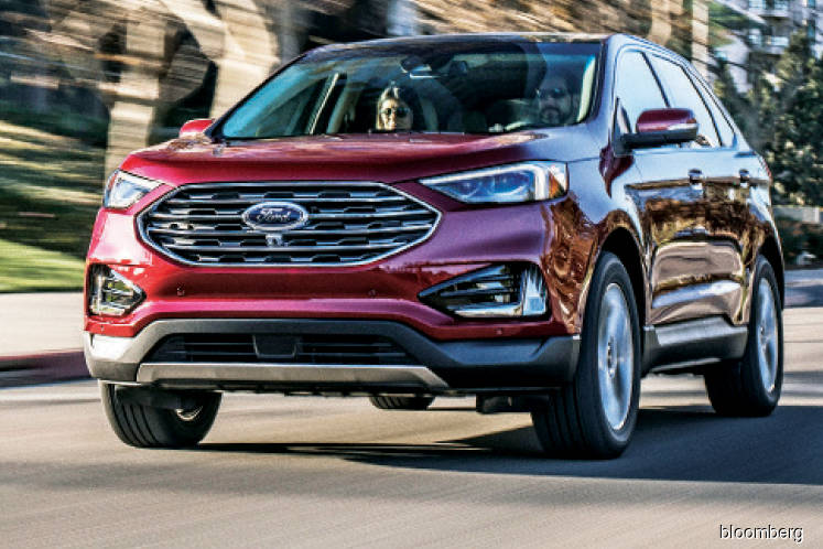 Cars: Ford rolls out a hot rod SUV