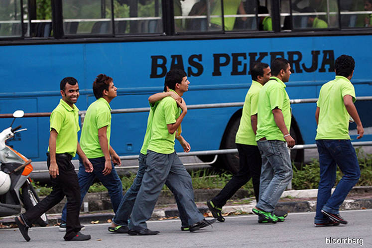 Malaysia has 1.99 million foreign workers registered as at Aug 31