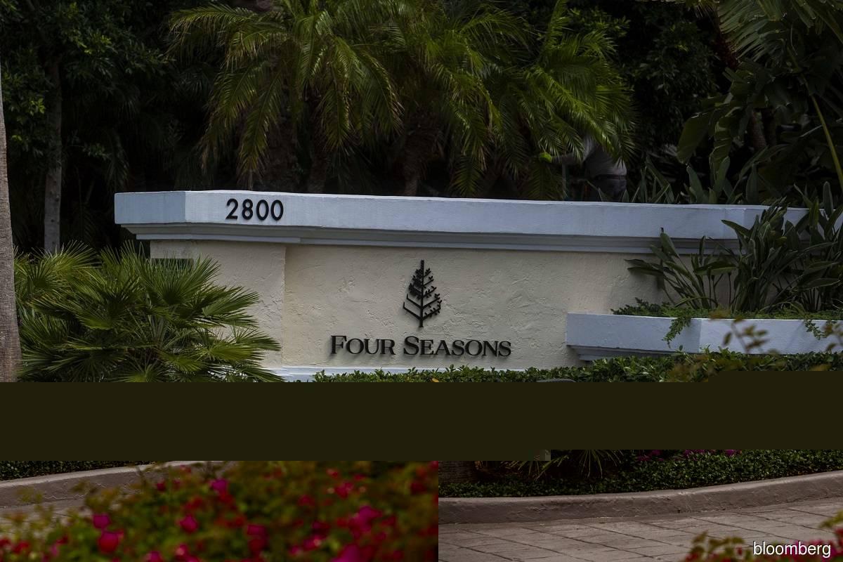 Gates' firm buys part of Saudi billionaire's Four Seasons stake
