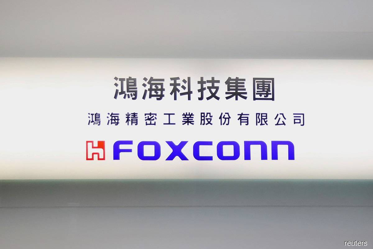 Apple supplier Foxconn halts EV project with China's Byton — report