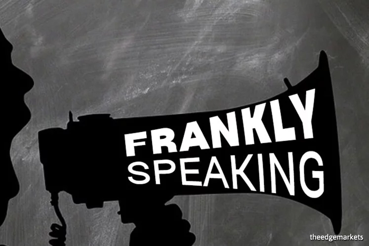 Frankly Speaking: Bringing out the best and worst in us