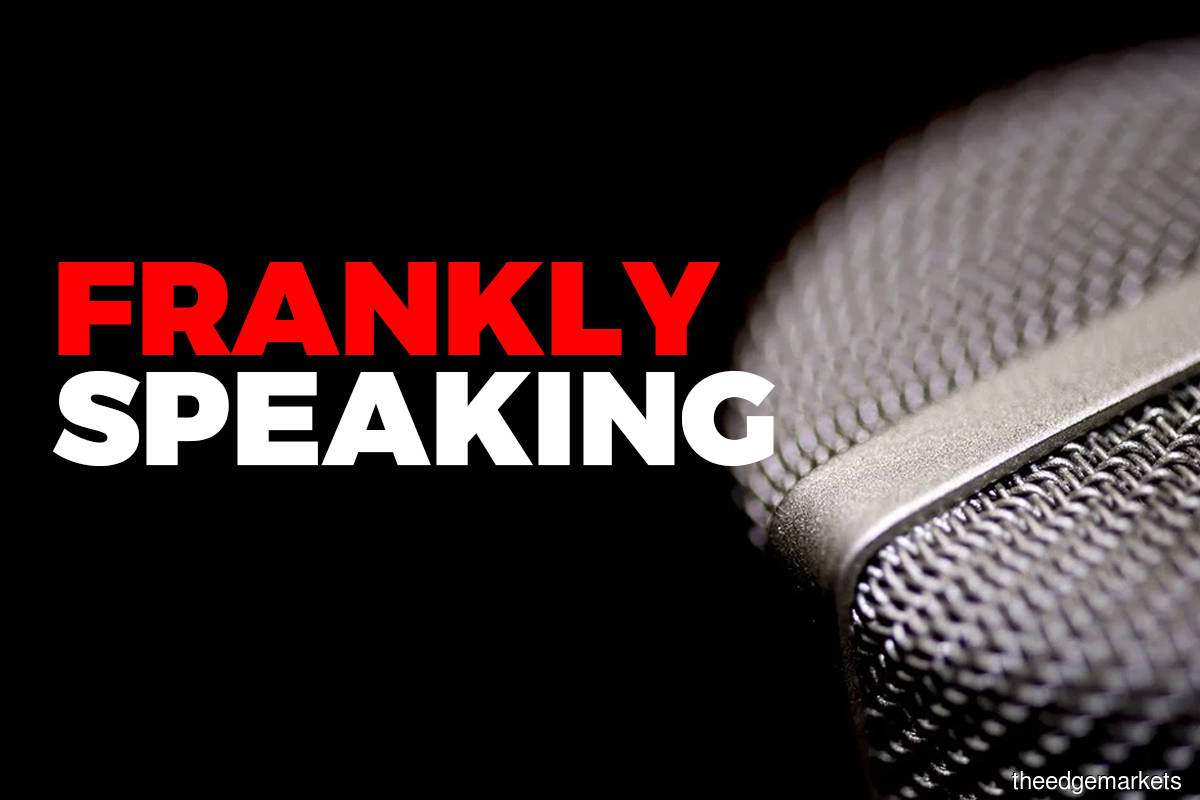 Frankly Speaking: Supply of test kits is not really healthcare