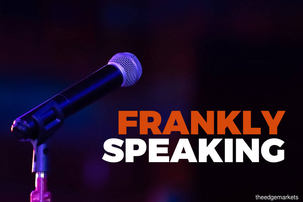 Frankly Speaking: Another private placement rejected