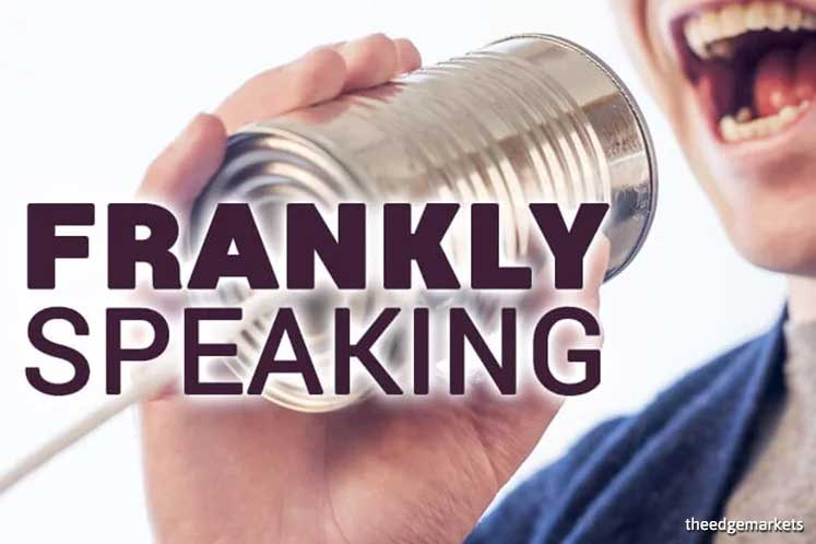 Frankly Speaking: Is a recession around the corner?