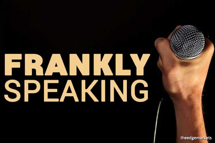 Frankly Speaking: Changing of the guard