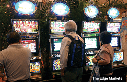 Is gaming tax next to go up?